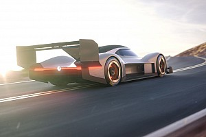 Bergrennen News Pikes-Peak-Projekt: VW will Leidenschaft für E-Mobilität wecken