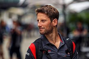 Fórmula 1 Noticias Romain Grosjean fue papá momentos antes del Año Nuevo