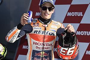 MotoGP 速報ニュース マルケス、移籍に興味はないと示唆「今は