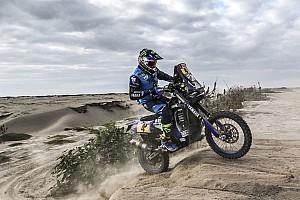 Dakar Actualités Yamaha: