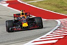 Formula 1 Verstappen says