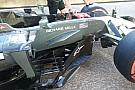 Érdekes aeromegoldásokkal készül hazai versenyére a Haas