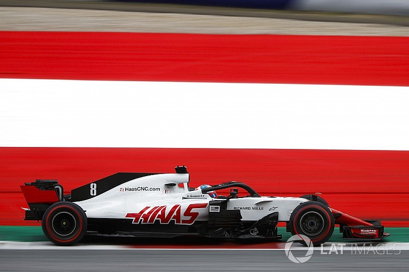 "Rivals ""shocked"" by Haas' Red Bull-beating pace"