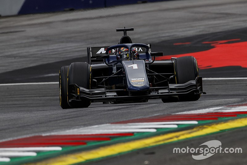 فورمولا 2: ماركيلوف يفوز بالسباق الثاني في النمسا وراسل يتصدّر البطولة