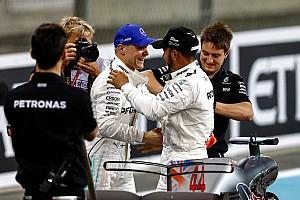 Formule 1 Réactions Hamilton a
