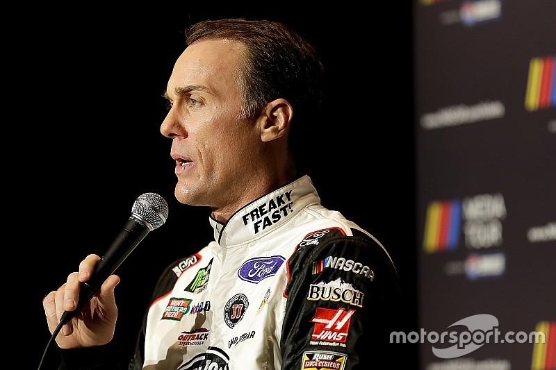 "Harvick: NASCAR needs more ""slam dunks,"" should rotate title race"
