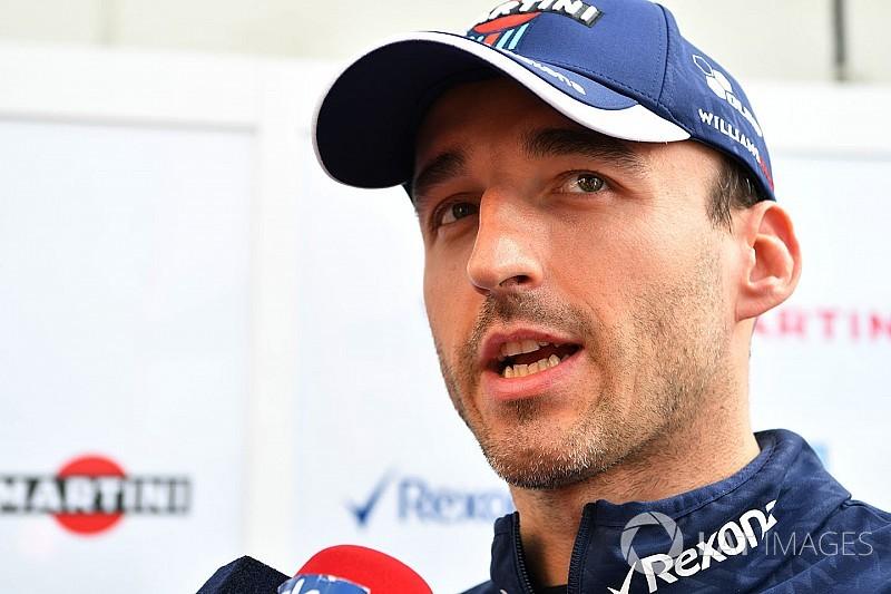 """Kubica: """"Ser probador te da un mejor conocimiento que correr"""""""