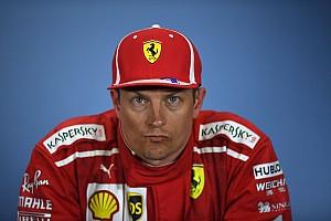 Formula 1 Analysis Why all F1 drivers must be more like Raikkonen