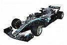Formel 1 Bildergalerie: Mercedes W09 für die Formel 1 2018