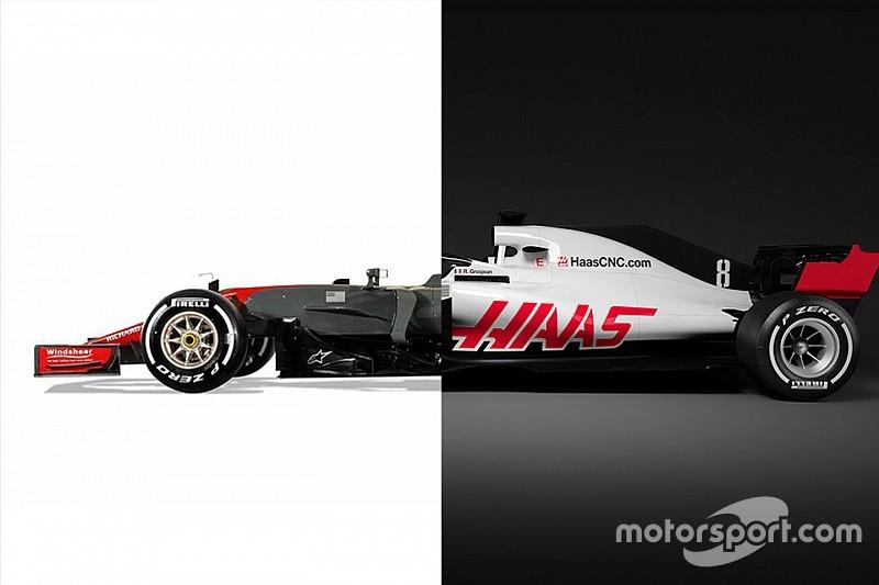 Наглядно: старая машина Haas против новой