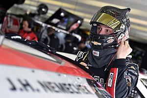 NASCAR XFINITY Breaking news John Hunter Nemechek makes his first laps in a Xfinity Series car