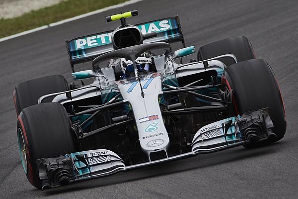 Formula 1 Breaking news Bottas has eliminated