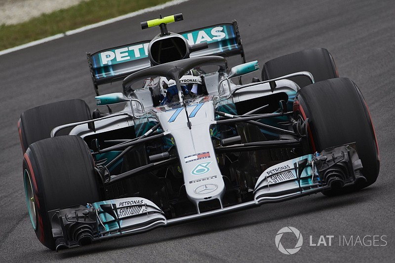 Mercedes cree que la solidez de Bottas avala la decisión de renovarle