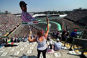Fórmula 1 Galería GALERÍA: las mejores fotos del día del GP de México