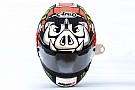 MotoGP Fotogallery: il casco speciale di Maverick Vinales per il GP d'Aragon