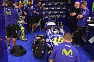 MotoGP Rossi sale a probarse en el primer libre bajo la lluvia
