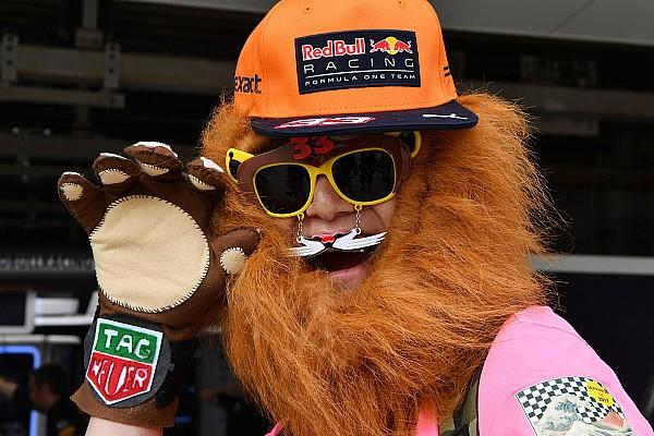 Formula 1 Japonya GP'sinden en 'çılgın' kareler