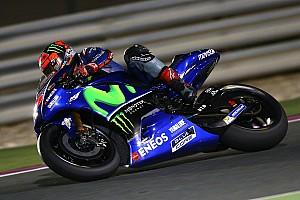MotoGP Test Test Qatar, Day 3: Vinales velocissimo alle 21, ma le Ducati sono lì
