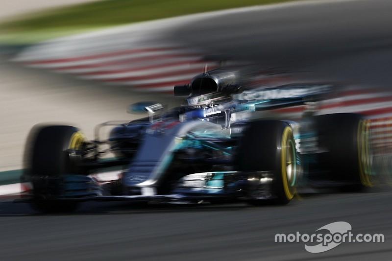 Bottas - Mercedes
