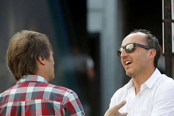 Kubica tuntaskan tes Williams kedua di Hungaroring