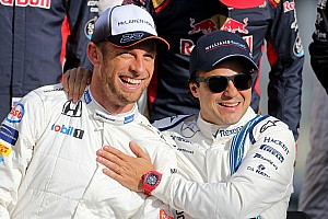 Formula 1 Special feature Top Stories of 2016, #13: Massa and Button bow out - for now