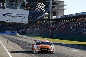 DTM Race report Hockenheim DTM: Green wins, Ekstrom fails to score