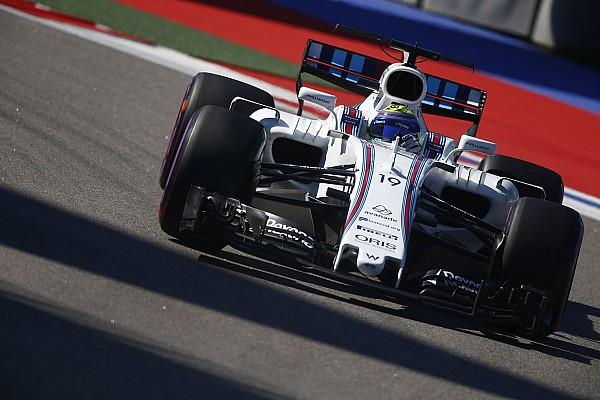 Formula 1 Massa: Beating Red Bulls a realistic aim for Russian GP