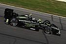 IndyCar Newgarden profiteert van bandenprobleem Power