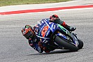 MotoGP Austin MotoGP: Vinales tops chaotic FP3 as Marquez crashes twice