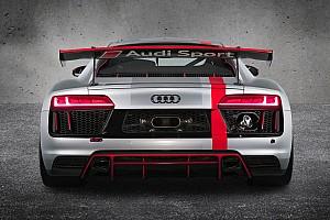 GT Noticias GALERÍA: el nuevo Audi R8 LMS GT4