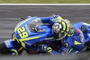 """MotoGP Noticias Iannone: """"Deberían haber reconsiderado mi sanción"""""""