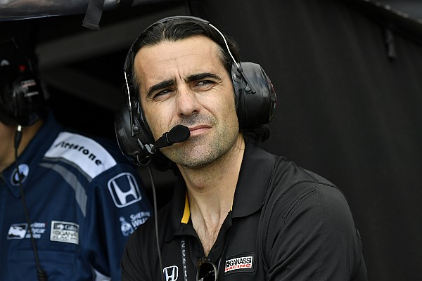 Franchitti: Alonso'nun Indy 500 galibiyet mücadelesi zor olacak