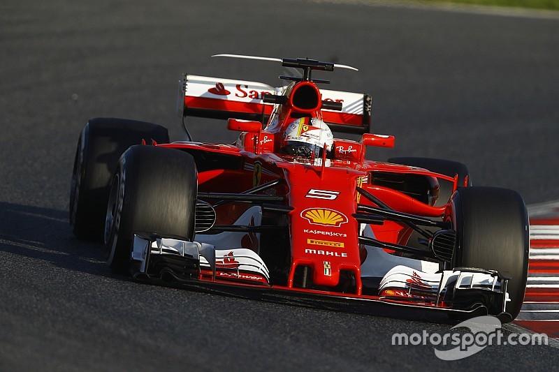 Sebastian Vettel: Formel-1-Autos 2017 sind