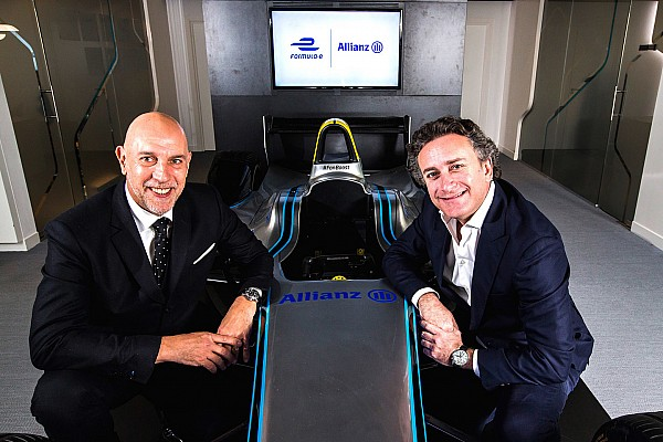 Una partnership globale tra la Formula E e la Allianz