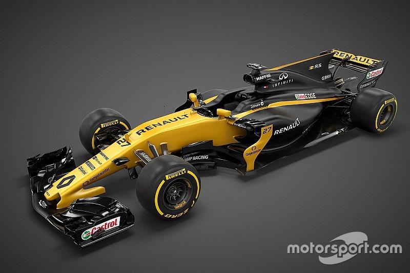 Analyse: Der Renault RS17 für die Formel-1-Saison 2017