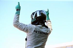 Formula E Son dakika Rosberg, Formula E'de rol almaya