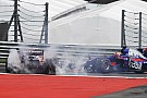 Гран При Австрии: Квят вынес Алонсо и Ферстаппена в первом повороте