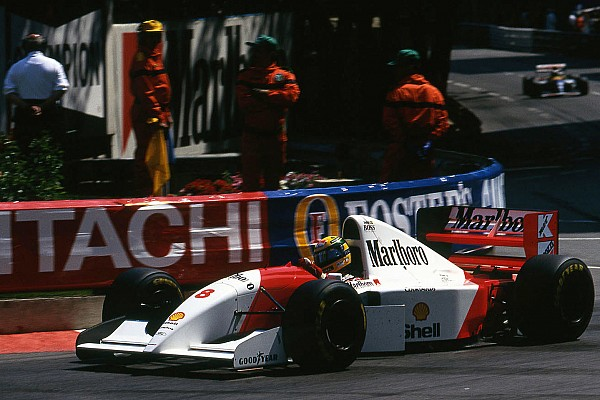Formula 1 Breaking news Ex-Senna, race-winning McLaren to be auctioned in May