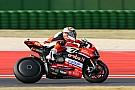 Après le MotoGP, Ducati tente la roue carénée en Superbike