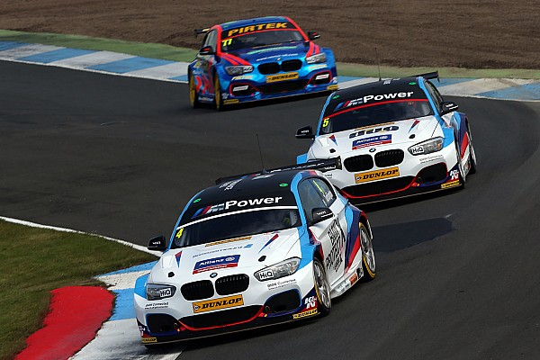 WSR BMW keeps unchanged line-up for 2018 BTCC season