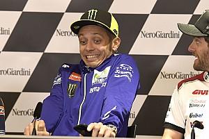 """MotoGP Noticias de última hora Rossi: """"Lorenzo me da un poco de miedo"""""""