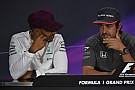 Формула 1 Хемілтон і Алонсо відвідають прес-конференцію ГП США у четвер