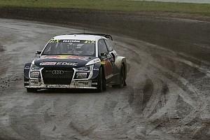 WK Rallycross Raceverslag WRX Barcelona: Ekstrom wint seizoensopener, Scheider maakt indruk
