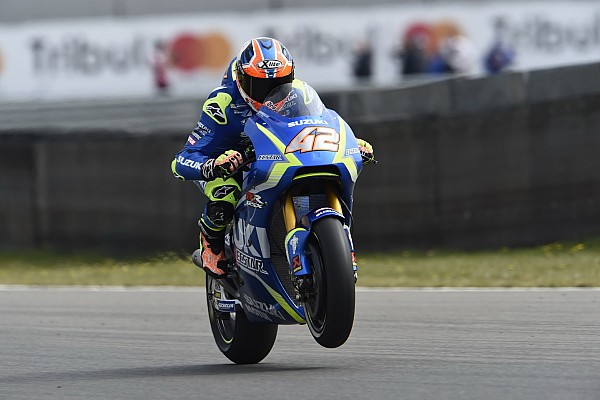 MotoGP Rins mengaku sudah pulih sepenuhnya dari cedera