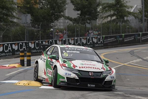 WTCC у Португалії: Міхеліс здобув поул для Honda