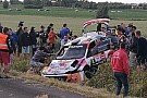 BRC Video: Neuville crasht hard in Rally van Ieper