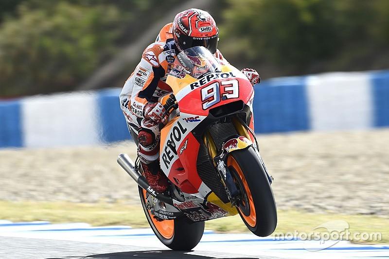 """Marquez: """"Il nuovo scarico mi piace, ma non so se usarlo a Le Mans"""""""