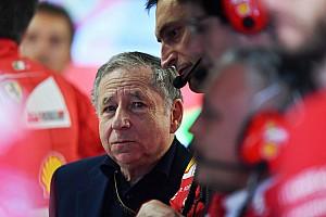 Jean Todt nem akarja elengedni a Ferrarit