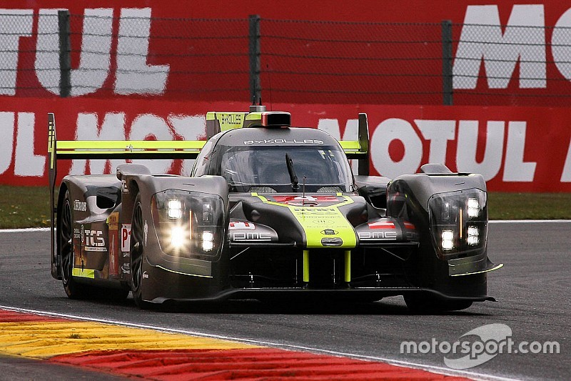 Rossiter steps down from ByKolles Le Mans drive