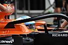 """McLaren: testes de impacto no halo são """"assustadores"""""""
